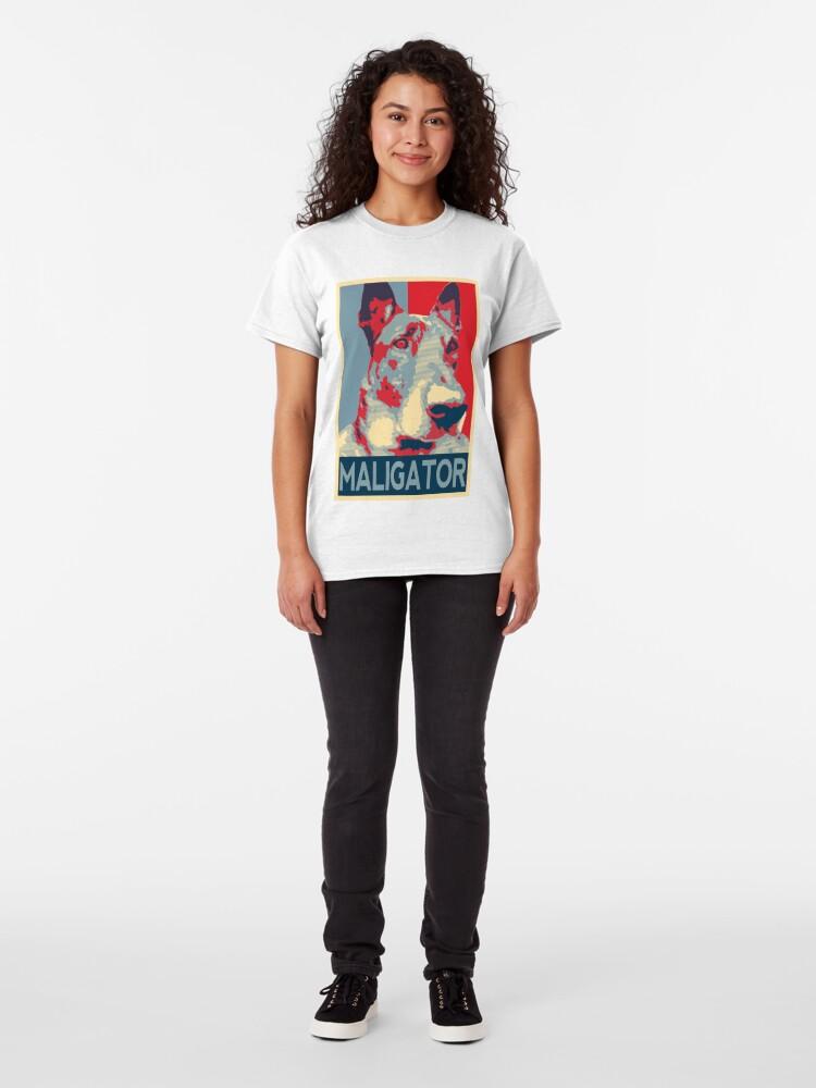 Alternate view of Mali-Poster Classic T-Shirt