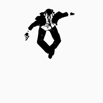 Die Hard: Hans falling by garykemble