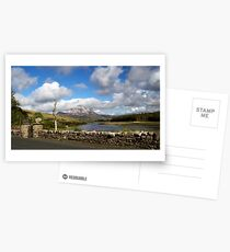 Mount Errigal Postcards