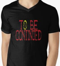 To Be Continued One Piece Ending T-Shirt