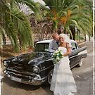 Wedding bells and  a Bel Air... by Tigersoul