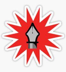 Pen tool! Sticker