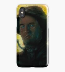 Paul Muad'Dib  iPhone Case/Skin