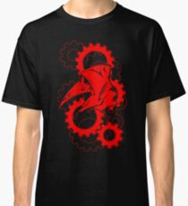 Plague Doctor Gears- Red Variant Classic T-Shirt