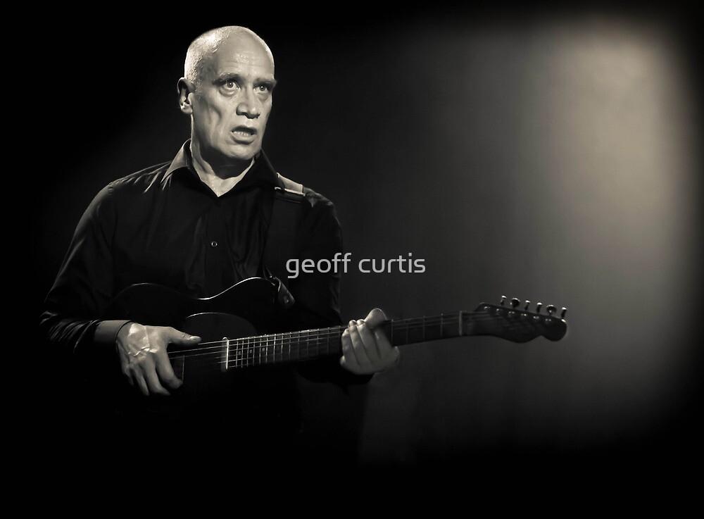 The Legendary  Wilko Johnson by geoff curtis