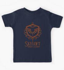 Skyloft Knight Academy Kids Tee