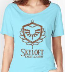 Skyloft Knight Academy Women's Relaxed Fit T-Shirt