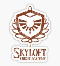 Skyloft Knight Academy Sticker