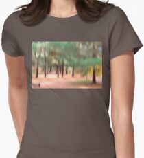 Trees - 23 - Impressions Womens Fitted T-Shirt