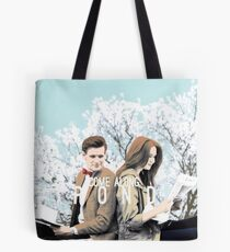 Amelia and Her Doctor Tote Bag