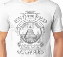 End the Fed Shirt Unisex T-Shirt