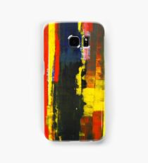 ABSTRACT UNTITLED IV Samsung Galaxy Case/Skin