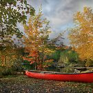 Colors of Millinocket by Lori Deiter