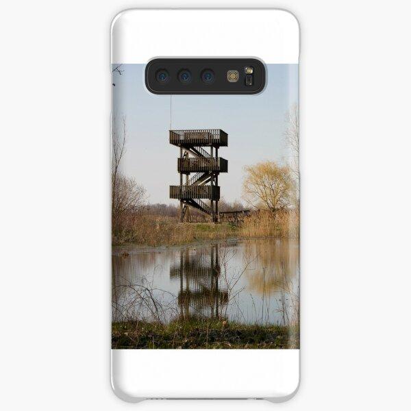 Hawk Viewing Tower Samsung Galaxy Snap Case