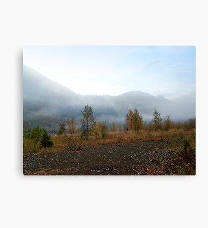 Northfork Morning Canvas Print