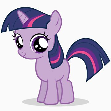 MLP Young Twilight Sparkle by Marmbo