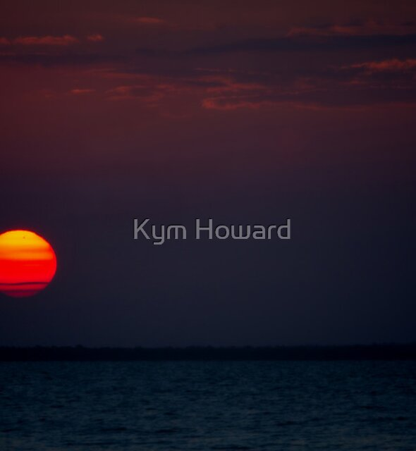 Ball of fire by Kym Howard