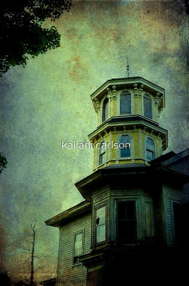 Abandoned House by kailani carlson