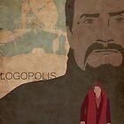Doctor Who 115 Logopolis by Steven Thibaudeau