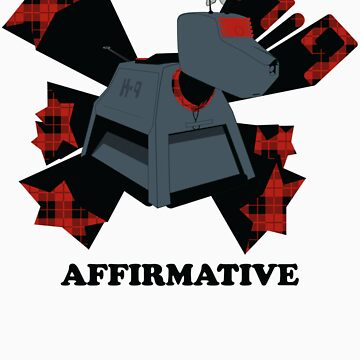 Affirmative! by magmakensuke