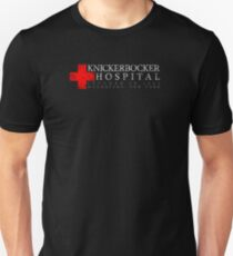 The Knick - Cross - Colored Dirty T-Shirt