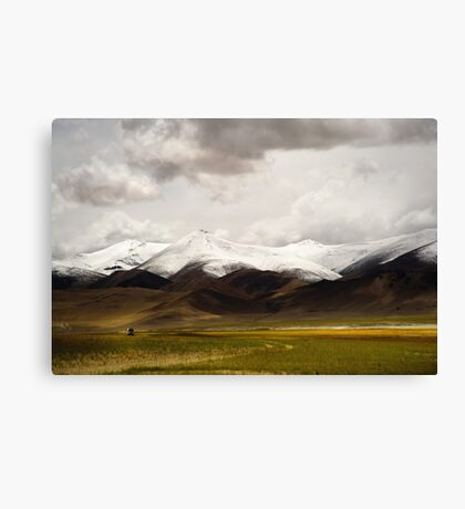 Vastness Canvas Print