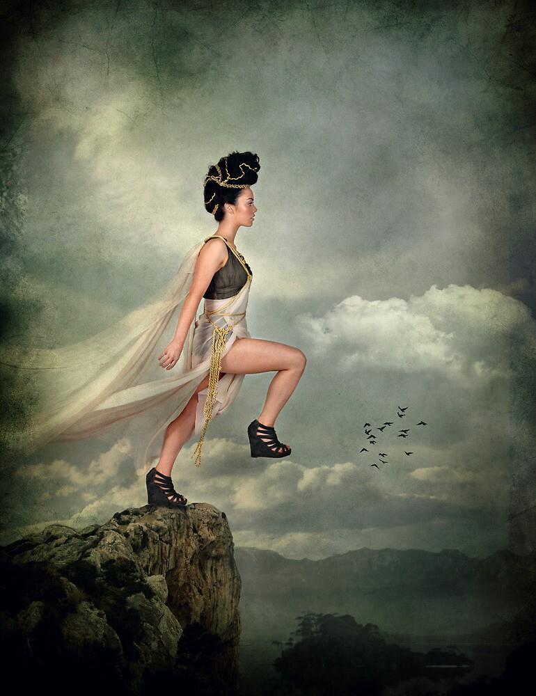 Leap of Faith. by Ralph  Meznar