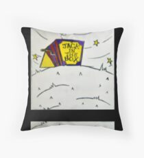 Fools Never Differ Throw Pillow