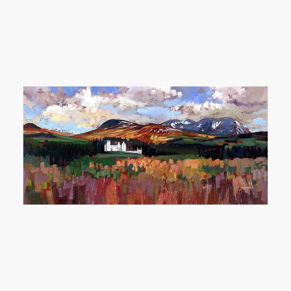 Blair Castle Photographic Print