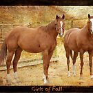 Girls of Fall by Myillusions
