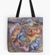 Preserve the Mustangs Tote Bag