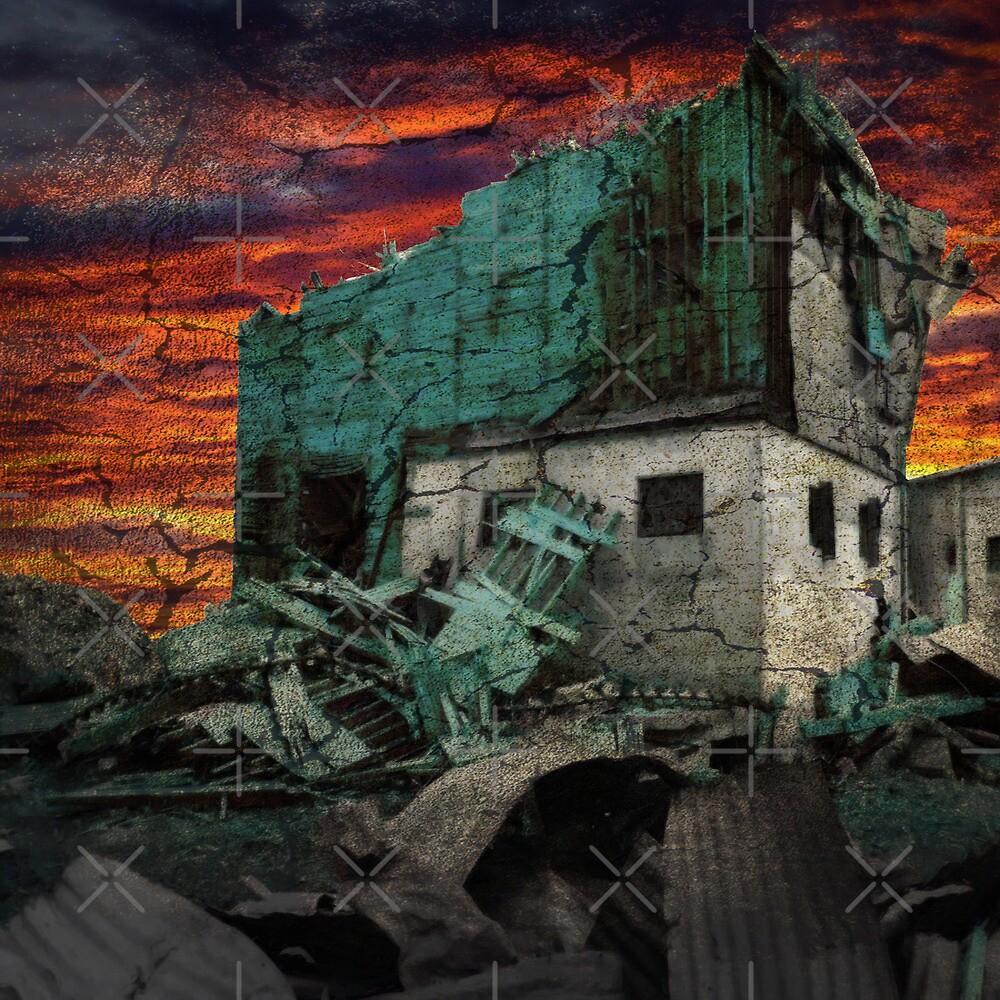 wasteland by Gal Lo Leggio