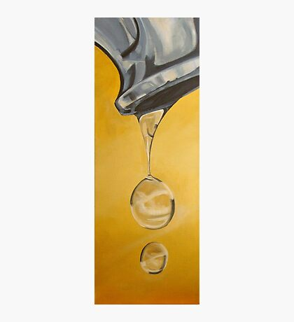 You big drip! Photographic Print