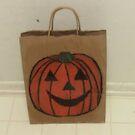 Jack-o'-lantern Halloween by Bearie23