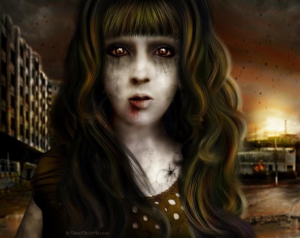 Pestilence by AsylumWitch