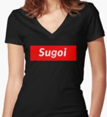 Sugoi Women's Fitted V-Neck T-Shirt