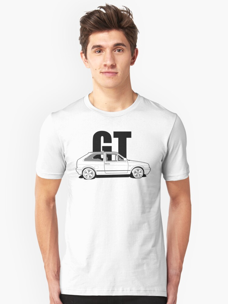 Polo GT - Side Unisex T-Shirt Front