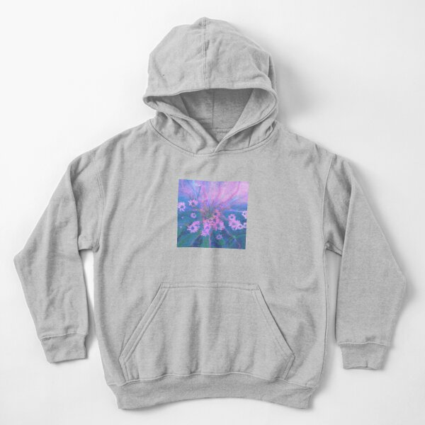 Summer morning Kids Pullover Hoodie