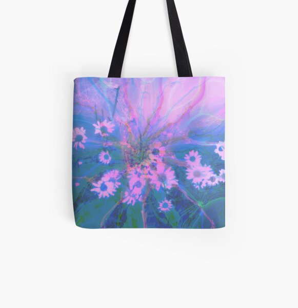 Summer morning All Over Print Tote Bag