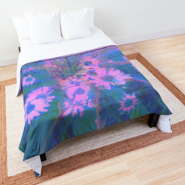Summer morning Comforter