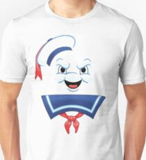Mr. Marshmallow Destruction Unisex T-Shirt