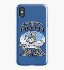 Fighting Tauntauns iPhone Case