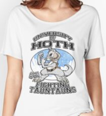 Fighting Tauntauns Women's Relaxed Fit T-Shirt
