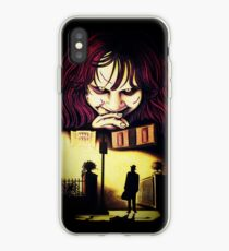 The exorcist iPhone Case