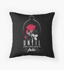 Enchanted Rose. Throw Pillow