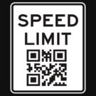 SPEED LIMIT in QR CODE by Charles McFarlane