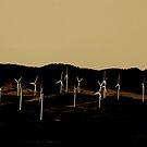 Wind ghosts by garryr