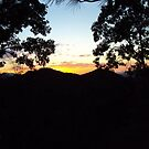 San Bernardino Mountains Sunset-2 by Bearie23