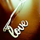 Love pendant by petitejardim