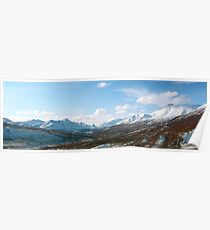 Ogilvie Mountains Poster